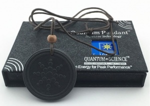 SUN Flower 10.000 Energy Quantum Pendant No. 1