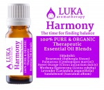 Harmony - The time for finding balance -  LUKA aromatherapy