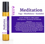 Meditation - Yoga - Mindfulness - Kundalini -  roll-on LUKA aromatherapy